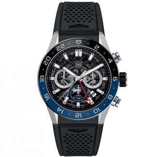 TAG Heuer Carrera GMT Calibre Heuer 02 CBG2A1Z.FT6157