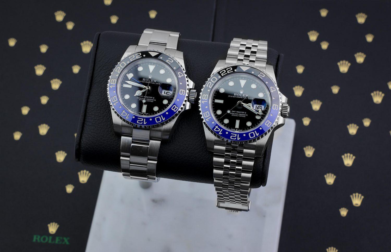 Rolex GMT-Master II 126710BLNR VS 116710BLNR