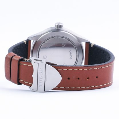 Tudor Heritage Ranger Leather 41mm 79910
