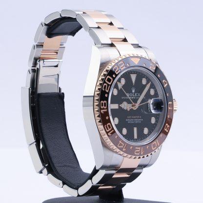 """Rolex GMT Master II 126711CHNR """"Rootbeer"""" Unworn 2019"""