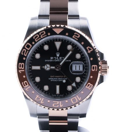 """Rolex GMT Master II 126711CHNR """"Rootbeer"""" New 2019"""