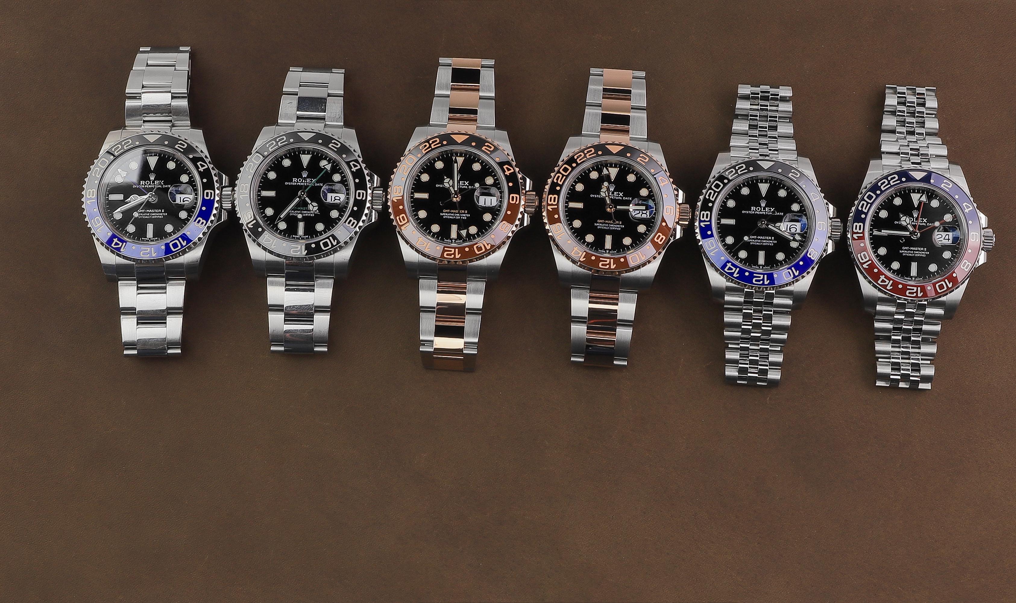 Rolex Sports watches