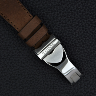 Tudor 58 leather strap