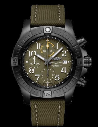 Breitling Avenger Chronograph 45 Night Mission V13317101L1X1