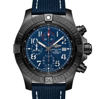 Breitling Super Avenger Chronograph 48 Night Mission V13375101C1X1