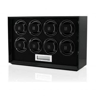 8 Watch Winder with Telescopic Watch Holders