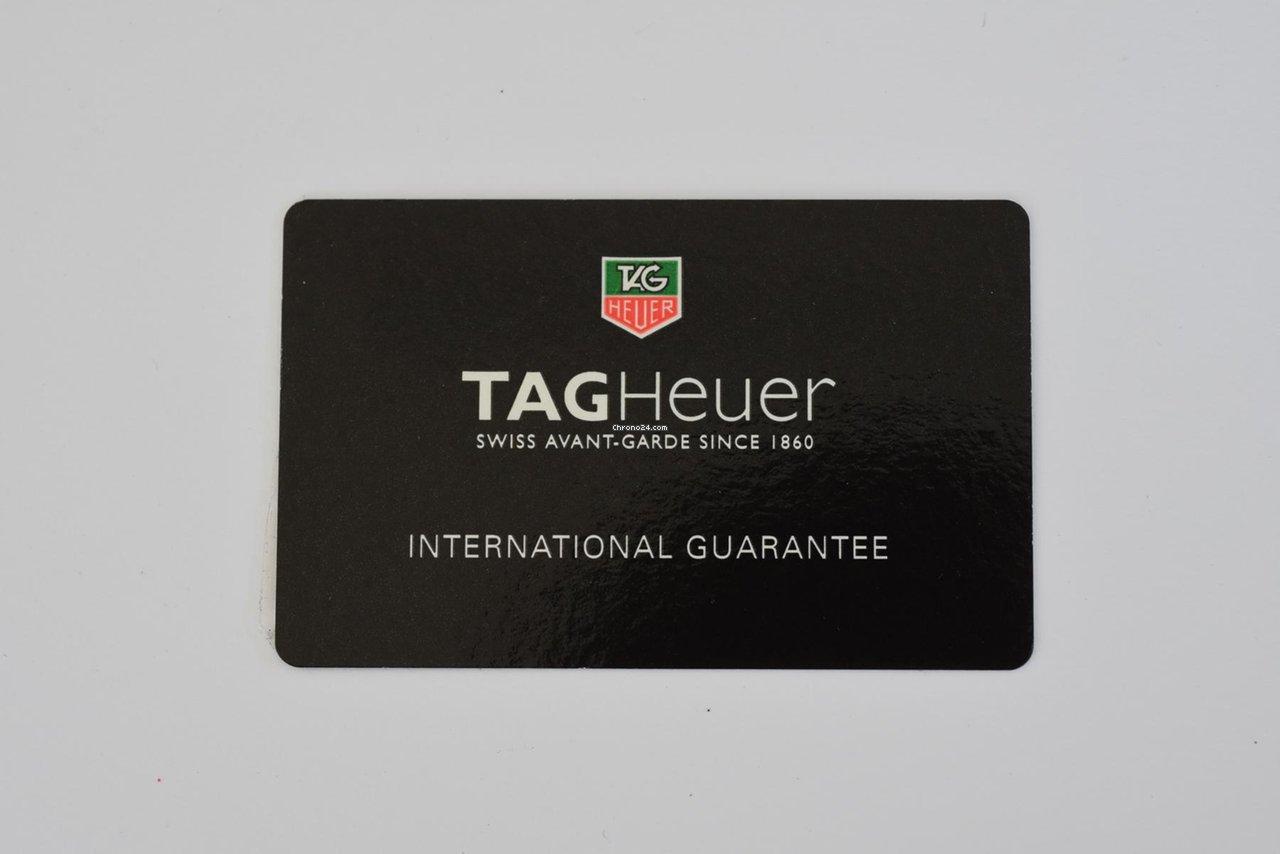 TAG Heuer warranty