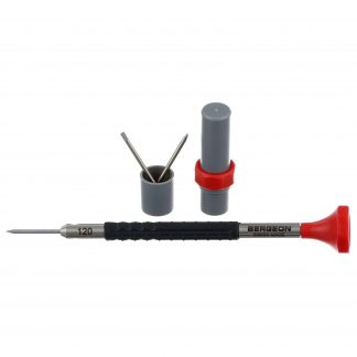 Bergeon 55-684 6899-AT-120 Stainless Steel 1.2mm Screwdriver