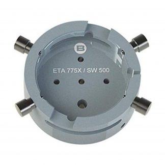 Bergeon 7100-ETA-775X Watch Movement Holder ETA 7750 – 7758 / SW500 13 1/4 Tool