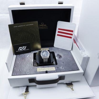 Omega Speedmaster Apollo 11 50th Anniversary Limited Edition New 2020