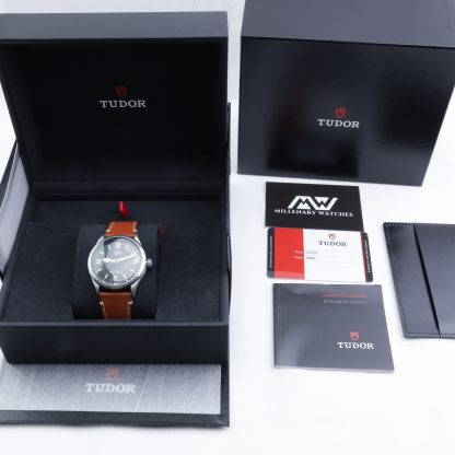 Tudor Heritage Ranger Steel 41mm 79910 New 2019