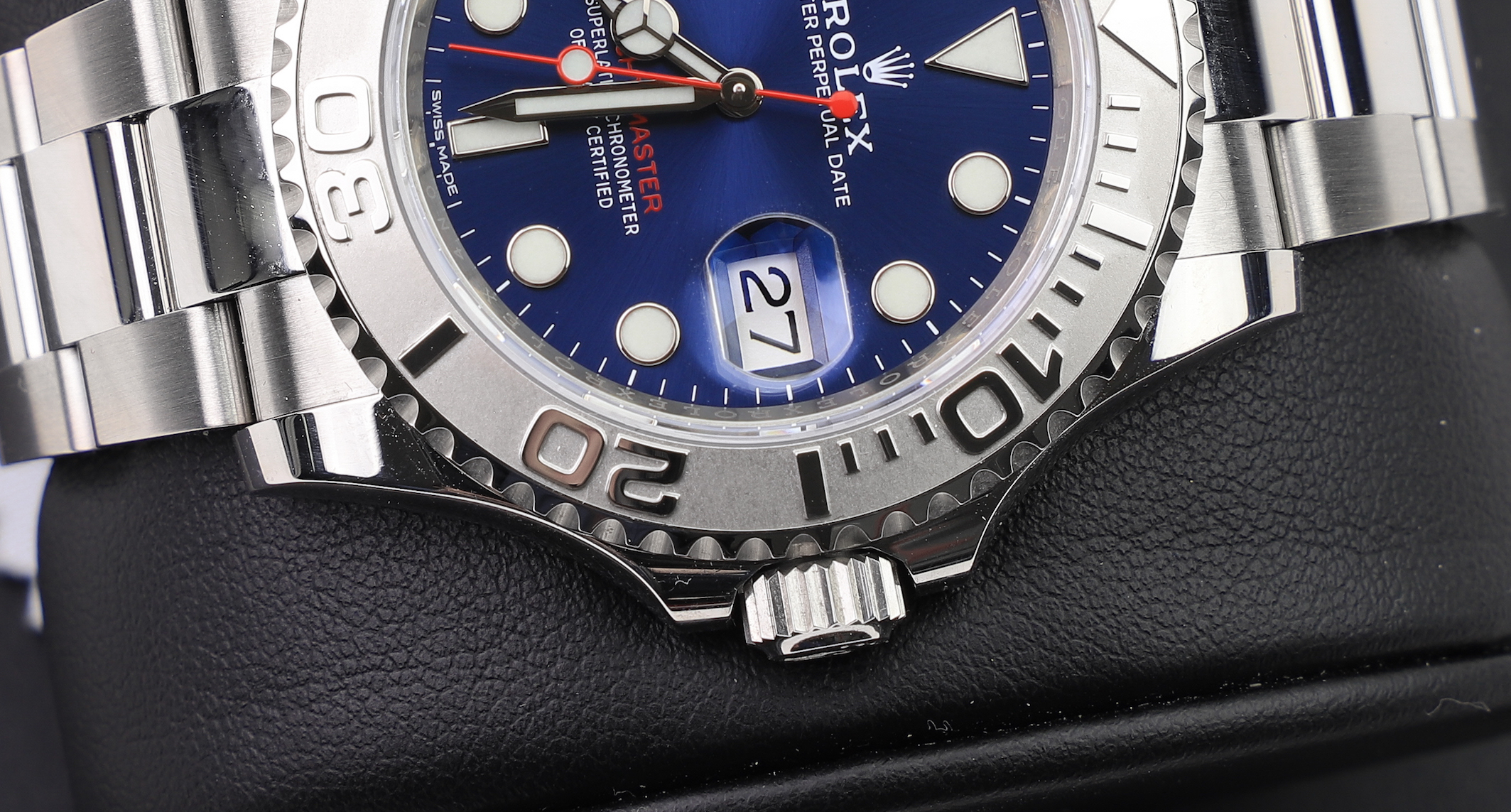 Rolex cyclops guide