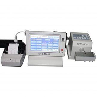 Multifunction Timegrapher MTG-9900A Mechanical Watch Timing Machine w/Printer