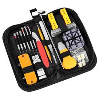 Ohuhu 156 PCS Watch Repair Tool Kit