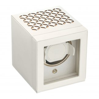 WOLF 301853 Chloé Single Watch Winder with Cover