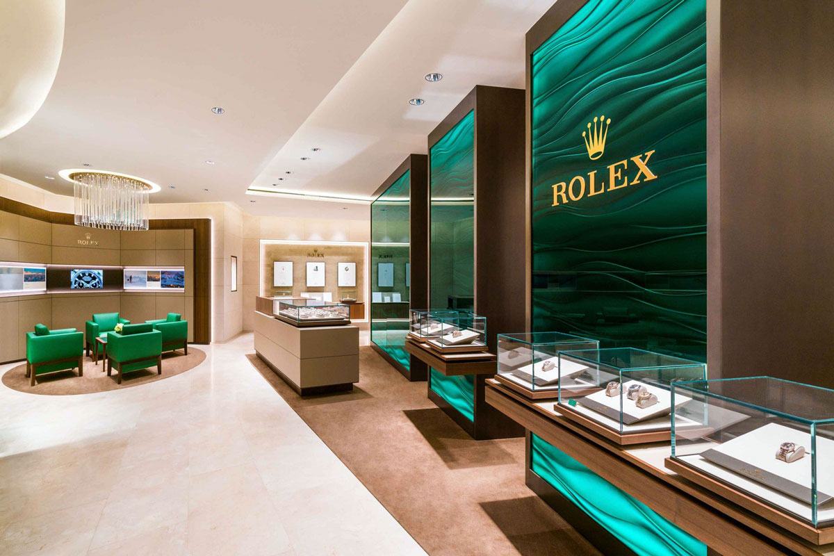 Rolex Markup