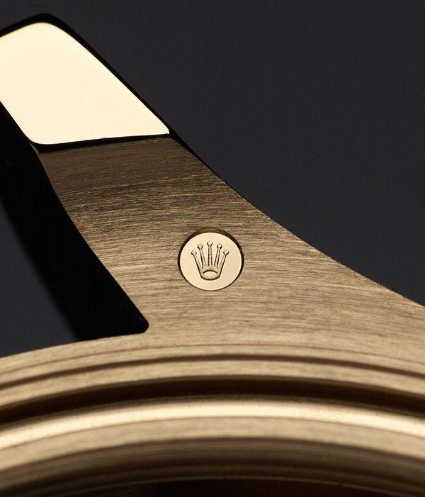 Rolex hallmarks