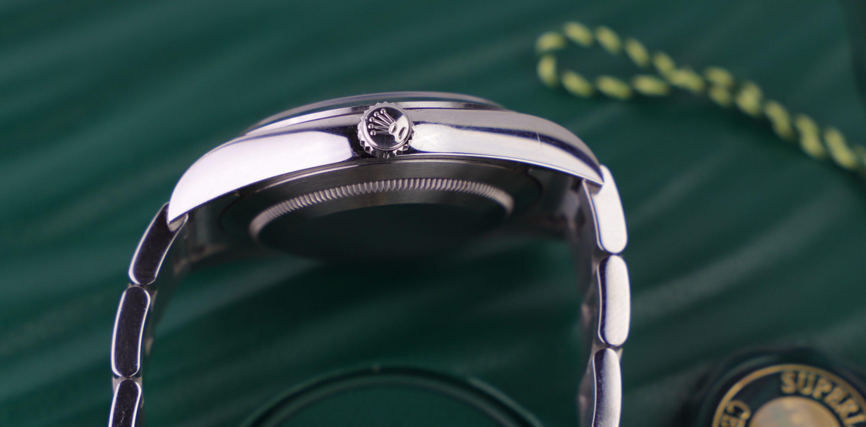 Should Rolex Crown Point up? (Rolex Crown Alignment)
