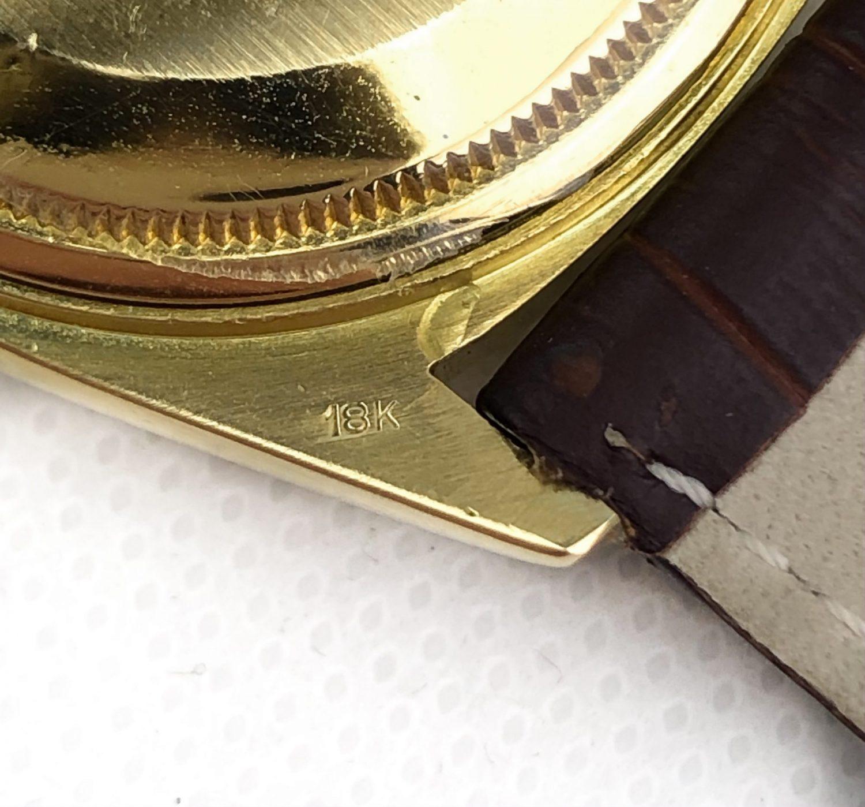 Rolex Hallmark