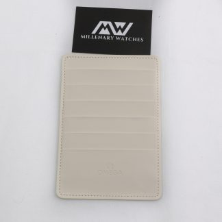Original Omega warranty card holder