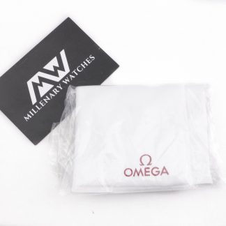 Omega Speedmaster Apollo 11 50th anniversary microfiber cloth