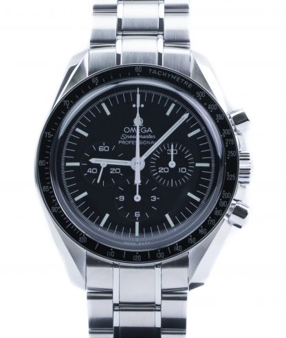 Omega Speedmaster Professional Moonwatch Chronograph .005 New 2020