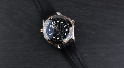 Omega Seamaster sedna gold