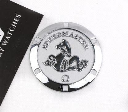 Omega Speedmaster medallion
