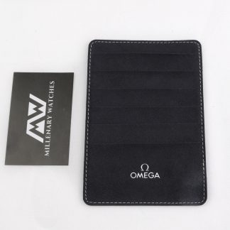Omega Warranty card holder