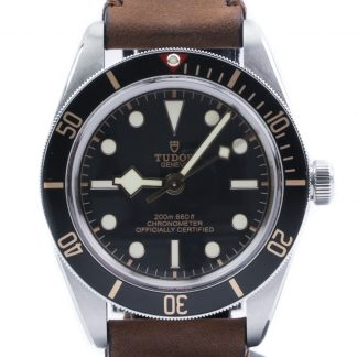 Tudor Black Bay Fifty-Eight 58 Leather New 2020 79030N