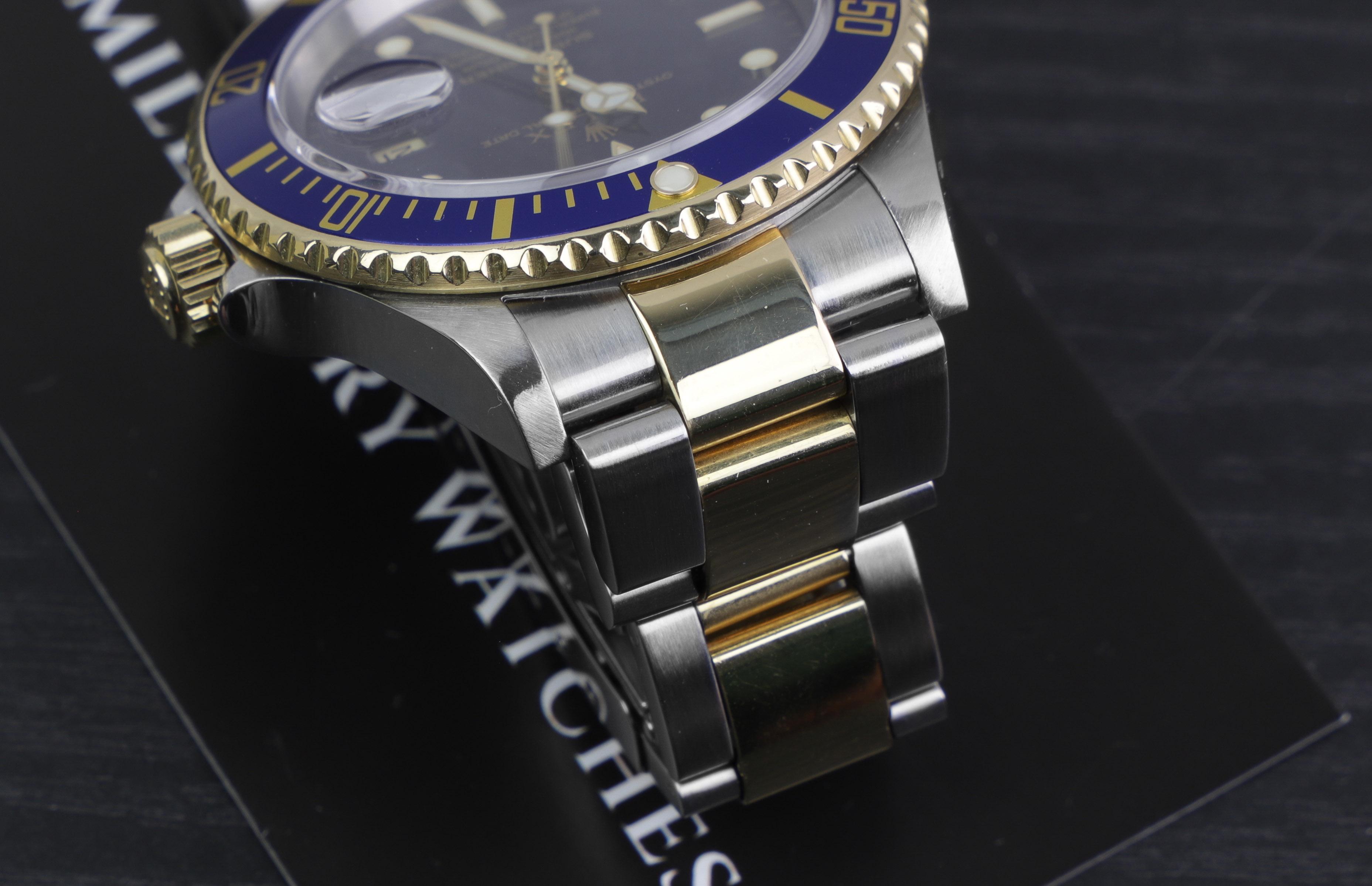 Rolex Submariner 16613 VS Submariner 16610