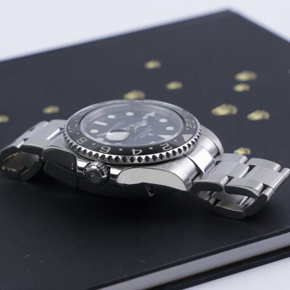 Rolex GMT-Master II Ceramic 116710LN 2010