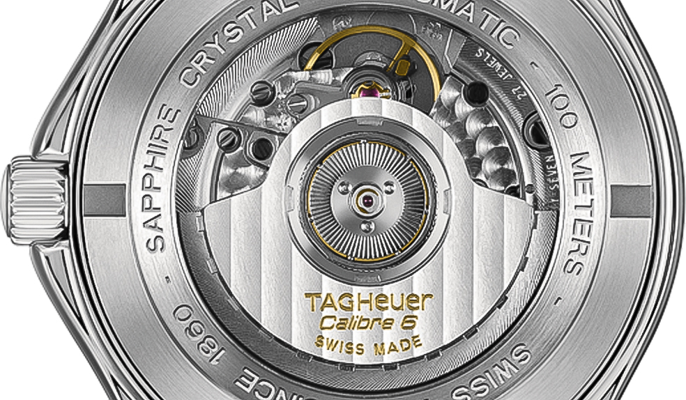 TAG Heuer Calibre 6 Complete Guide