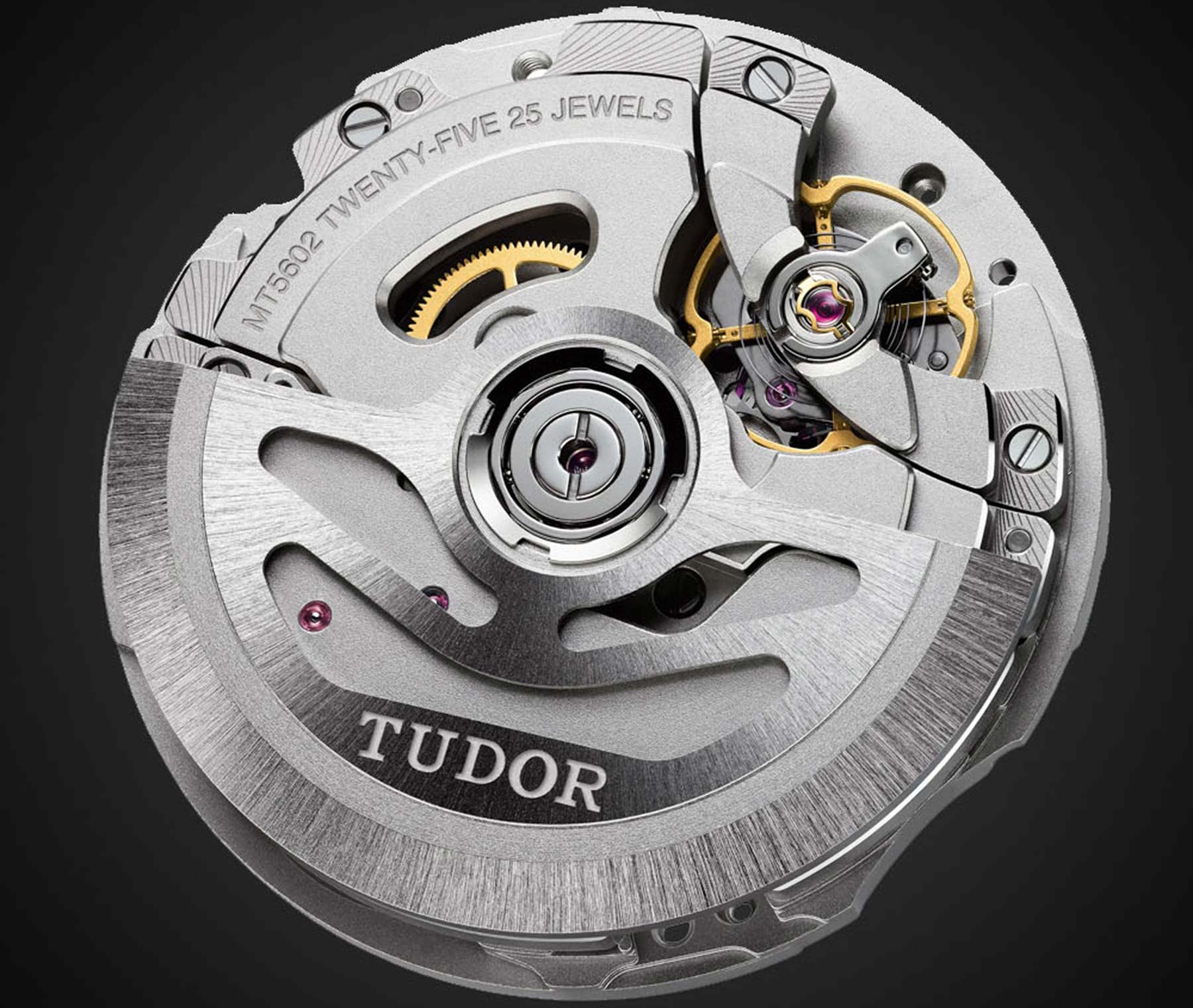 Tudor in-house calibers