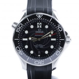"Omega Seamaster Diver 300M ""James Bond"" Limited Edition 2020"