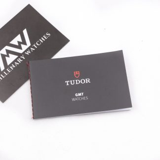 Tudor GMT Manual Booklet
