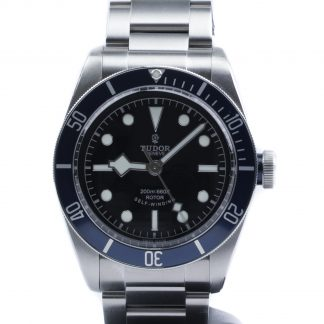 Tudor Heritage Black Bay Blue 79220B 12/2017