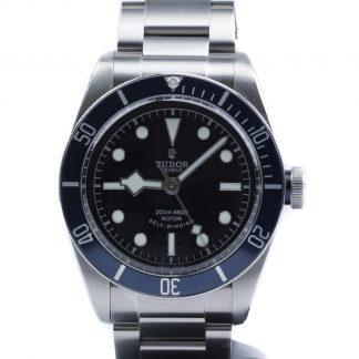 Tudor Heritage Black Bay Blue 79220B 12/2017