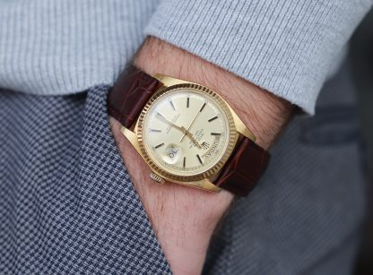 Rolex Day-Date 36mm 1803 18k Yellow Gold 1972
