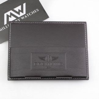 Breitling Warranty Card Holder