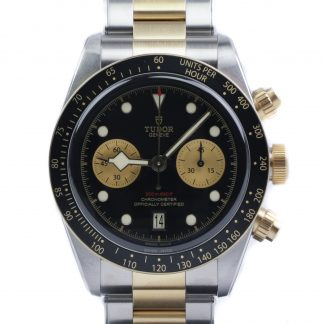 Tudor Black Bay Chrono S&G 79363N New 2020