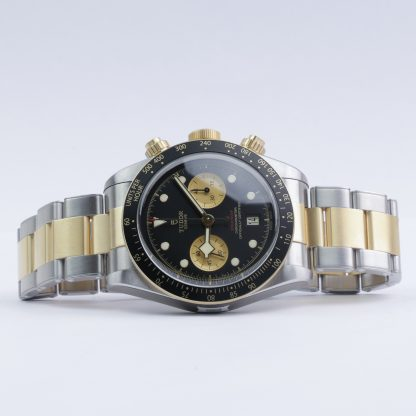 Tudor Black Bay Chrono S&G 79363N New 2020