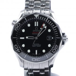 Omega Seamaster Diver 300 M Co-Axial 41mm Black 2016