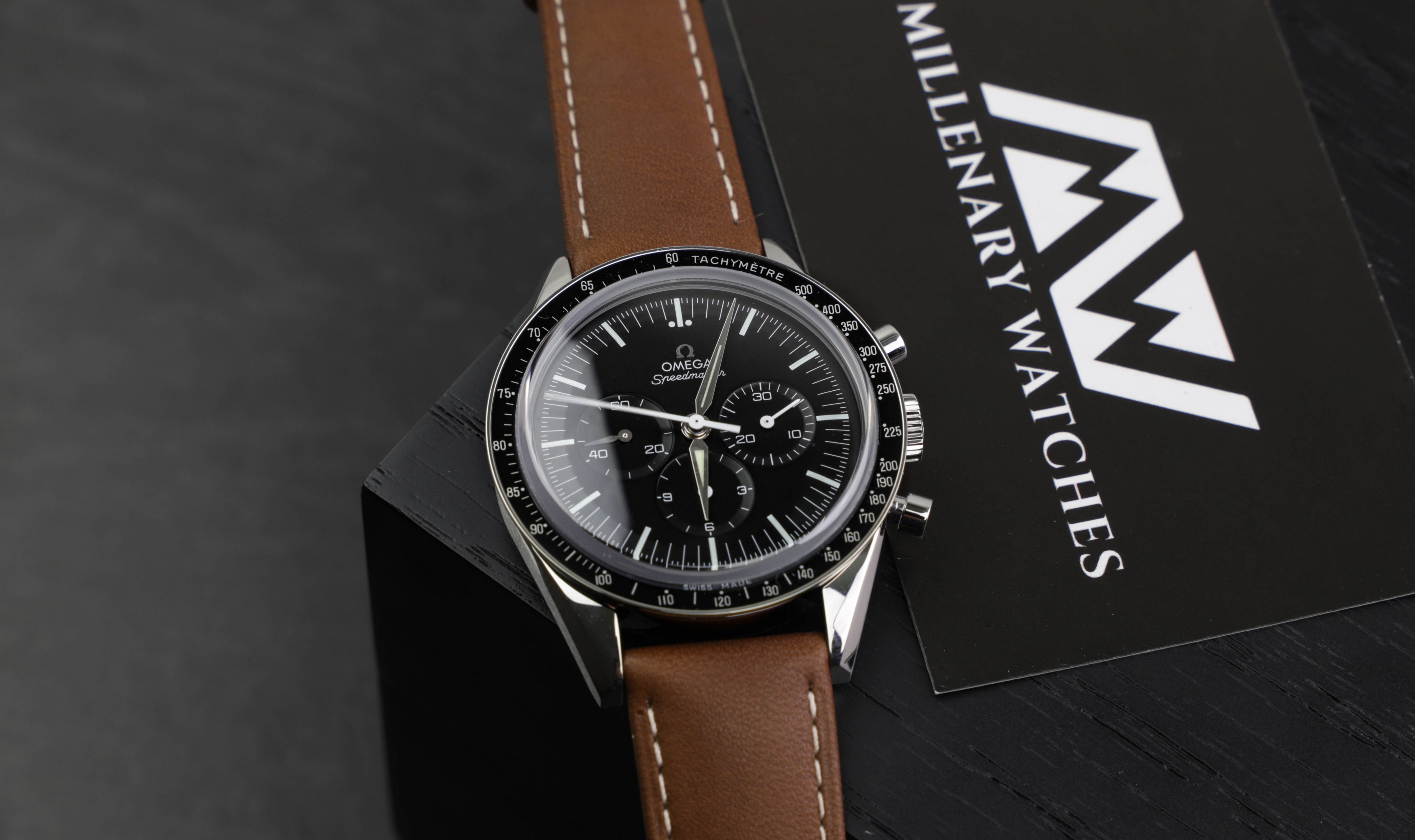 """Omega Speedmaster """"First Omega in Space"""" New 2020"""