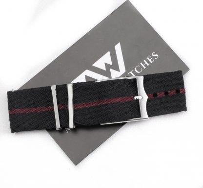 Tudor Black Bay GMT fabric strap