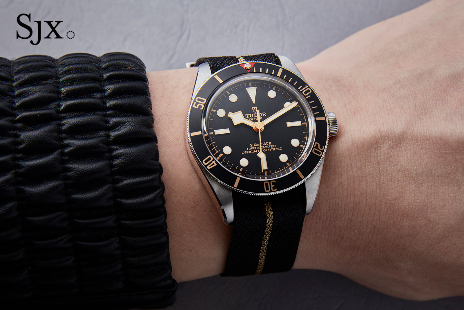 Tudor Black Bay 79030n NATO FABRIC STRAP