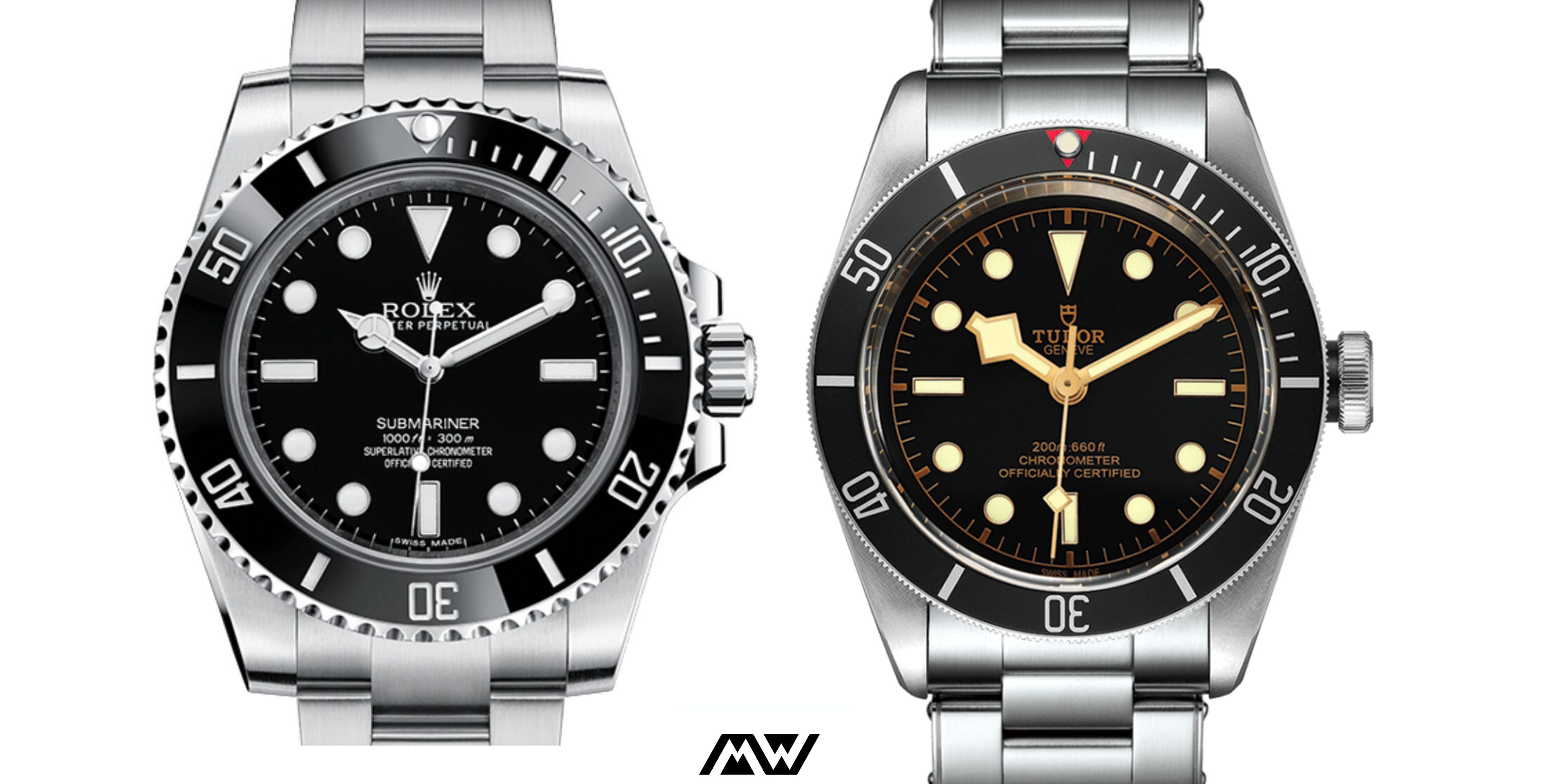Rolex Submariner VS Tudor Black Bay - Which to Choose?