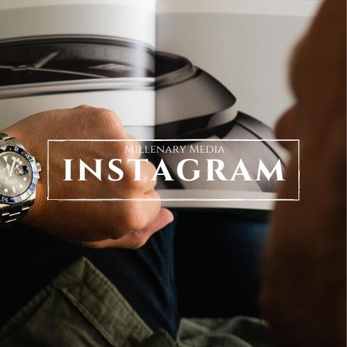 Millenary Watches Instagram