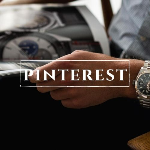 Pinterest Millenary Watches