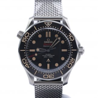 Omega Seamaster Diver 300m Co-Axial 007 Edition Limited New 2020